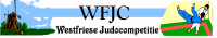 4e Ronde West-Friese Judo Competitie Jeugd (WFJJC)
