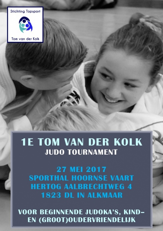 1e Tom van der Kolk Judo Tournament